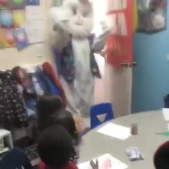 Dawg.. Easter bunny came in dancing on they ass