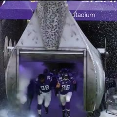 Vikings Wipe Out Fox Sound Guy