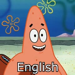 SpongeBob in different languages
