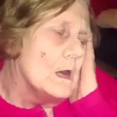 How to wake grandma up