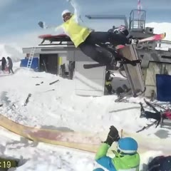 Skilift of death: different angle